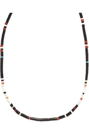 Mikia Tube Stone Necklace