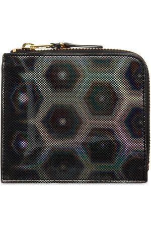 Comme des Garçons Men Wallets - Comme des Garcons SA3100 Rainbow Zip Wallet