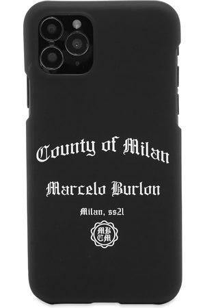MARCELO BURLON County Degree iPhone 11 Pro Case