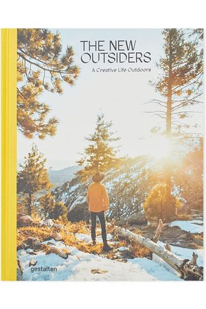 Gestalten Verlag The New Outsiders - A Creative Life Outdoors