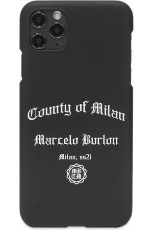 MARCELO BURLON County Degree iPhone 11 Pro Max Case