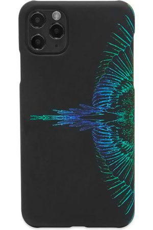 MARCELO BURLON Neon Wings iPhone 11 Pro Max Case
