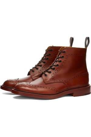 TRICKERS Tricker's Stow Brogue Derby Boot