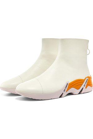 RAF SIMONS Cylon Leather Sneaker Boot