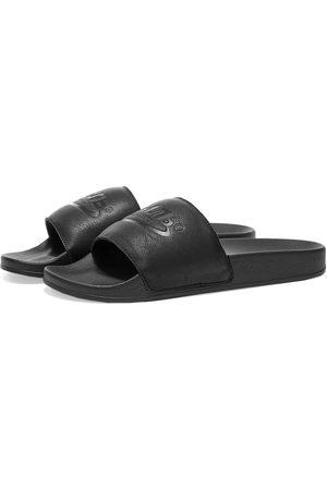 Heron Preston Men Sandals - Logo Slider