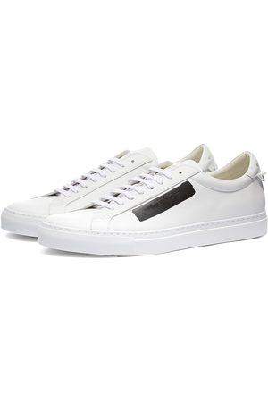 Givenchy Men Sneakers - Urban Street Low Latex Logo Sneaker
