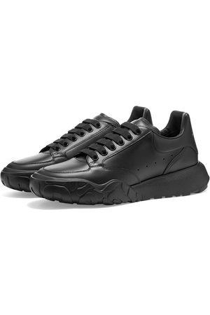 Alexander McQueen Men Platform Sneakers - Court Wedge Sole Sneaker