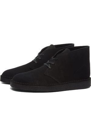 Clarks Men Lace-up Boots - Desert Coal