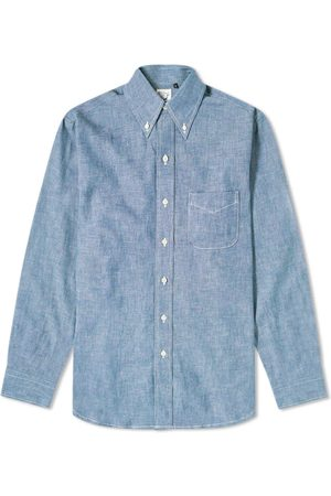 ORSLOW Button Down Chambray Shirt