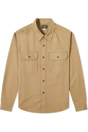 The Real McCoys Men Shirts - The Real McCoy's M-38 Shirt