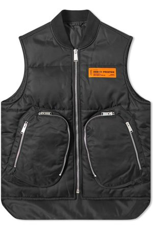 Heron Preston Nylon Vest