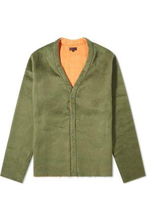CLOT Reversible Button Up Cardigan