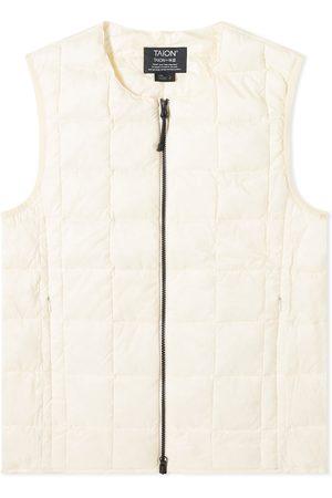 Taion Men Accessories - Zip Crew Neck Down Vest
