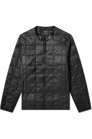 Taion Crew Neck Zip Down Jacket
