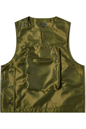 ENGINEERED GARMENTS Men Tank Tops - Cover Vest
