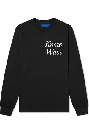 Know Wave Men Long Sleeve - Long Sleeve Rising Sun Tee