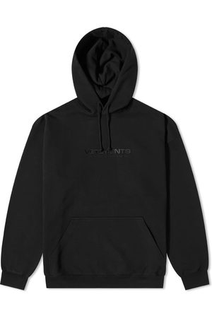 Vetements All Logo Haute Couture Hoody