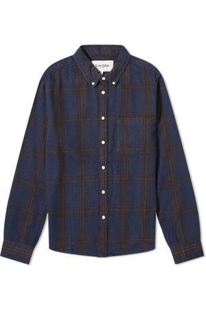 Corridor Check Flannel Shirt
