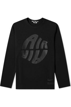 Black Comme Des Garcons Comme des Garcons x Nike Air Long Sleeve Tee