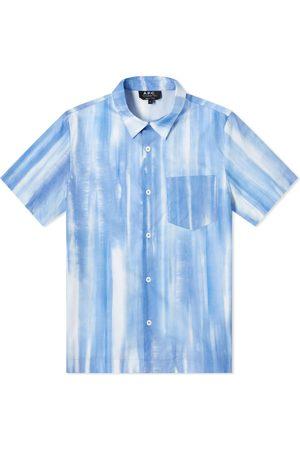 A.P.C. Short Sleeve Joseph Shirt