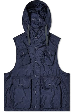 ENGINEERED GARMENTS Men Tank Tops - Ripstop Field Vest
