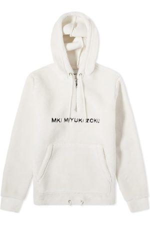 MKI Sherpa Zip Hoody