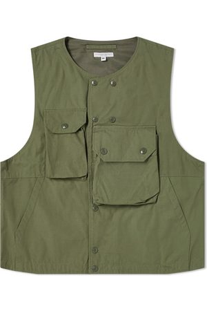 ENGINEERED GARMENTS Ripstop Cover Vest