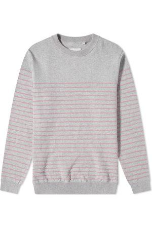 Albam Striped Crew Knit