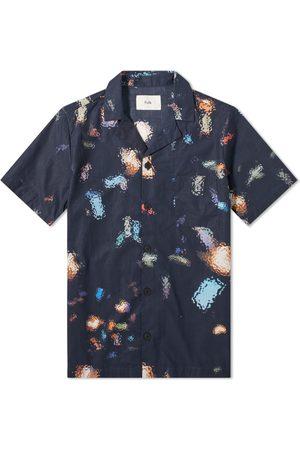 Folk END. x Short Sleeve Soft Collar Shirt