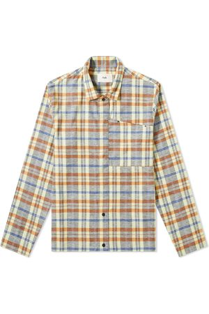 Folk Men Casual - END. x Pocket Overshirt