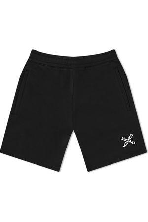 Kenzo Men Shorts - Sport X Logo Sweat Short