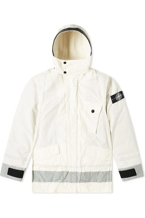 Stone Island Men Gilets - Reflective Jacket & Gilet R.Down Parka