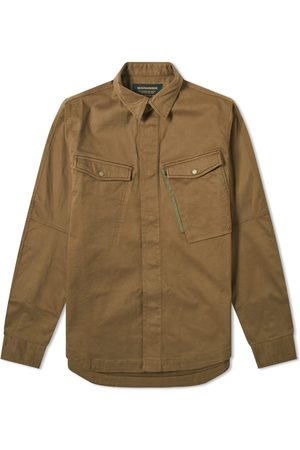 Maharishi Men Casual - Cellulose Custom Overshirt