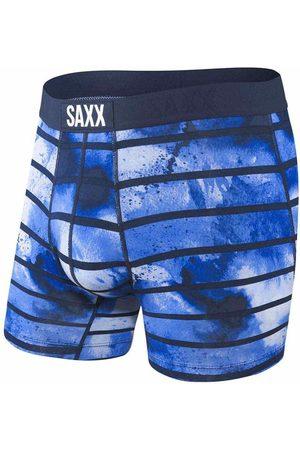 SAXX Vibe Brief L Navy Tie Dye Stripe