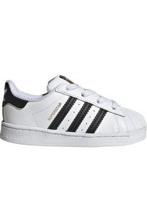 adidas Superstar El Infant EU 27 Ftwr / Core Black / Ftwr