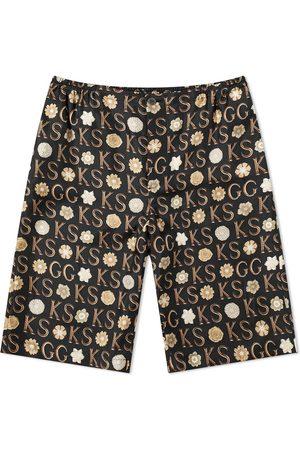 Gucci KS GG Patterned Short