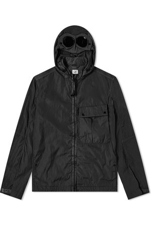 C.P. Company Chrome Goggle Hooded Overshirt