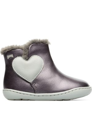 Camper Ankle Boots - Peu K900231-003 Boots kids