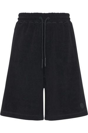 Moncler Cotton Track Shorts