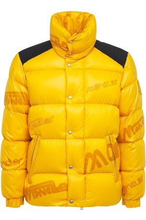 Moncler Genius Men Jackets - Mare Nylon Down Jacket
