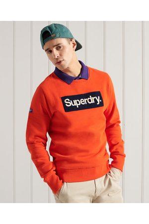 Superdry Men Sweatshirts - Core Logo Workwear Crew Sweatshirt