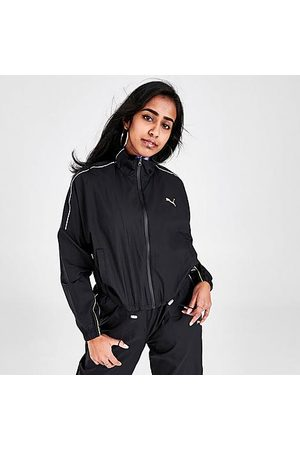 PUMA Women's Evide Dark Dream Track Jacket in /