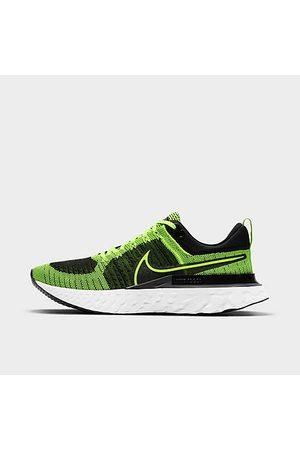 Nike Men Running - Men's React Infinity Run Flyknit 2 Running Shoes in /Volt