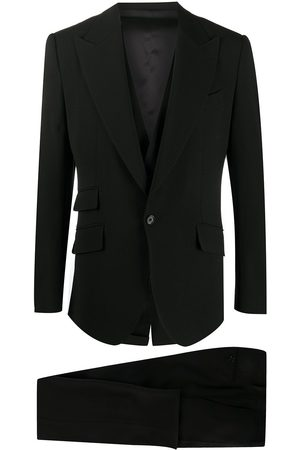 Dolce & Gabbana Single-breasted three-piece trouser suit