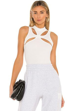 superdown Grayson Cut Out Top in .