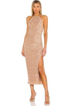 House of Harlow X REVOLVE Frederick Dress in Neutral.