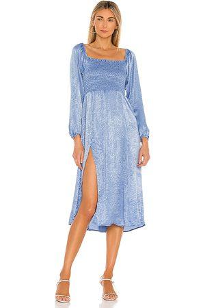 RESA Emma Dress in Blue.
