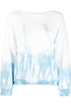 NILI LOTAN Women Sweatshirts - Tie dye print sweatshirt