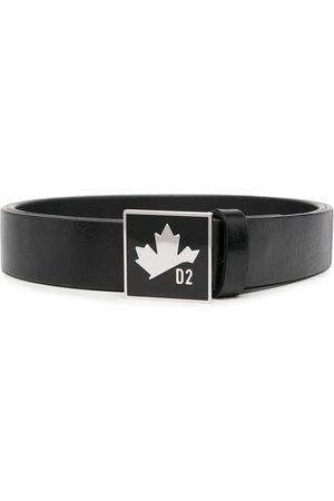 Dsquared2 Maple plaque buckle belt