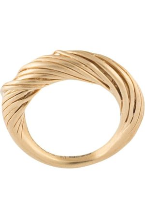 Completedworks Women Rings - Woven design ring